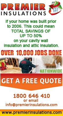 BER Insulation Company Cavan